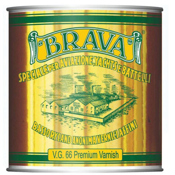 Brava VG66 Premium Gloss Varnish