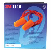 3M Disposable Foam Ear Plugs