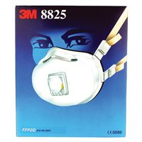3M 8000 Series Maintenance Free Particulate Respirators