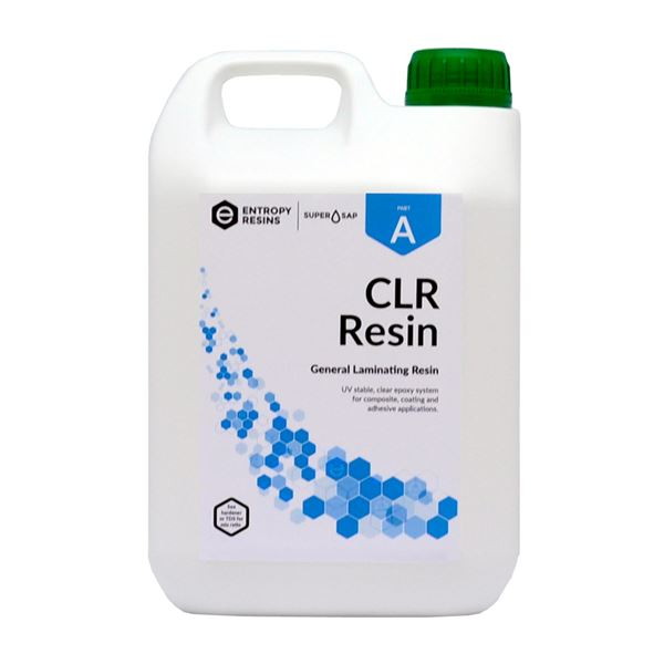 Entropy Clear Laminating Resin