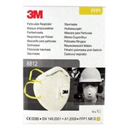 3M 8000 Series Classic Maintenance Free Particulate Respirators