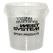 West System Mixing Pots