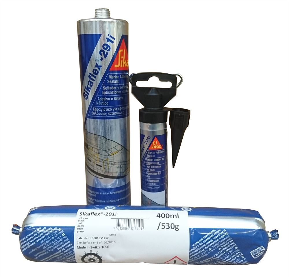 Sikaflex 291i General Purpose Adhesive Sealer Marine