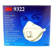 3M 9300 Series Confort Plus Maintence Free Particulate Respirators