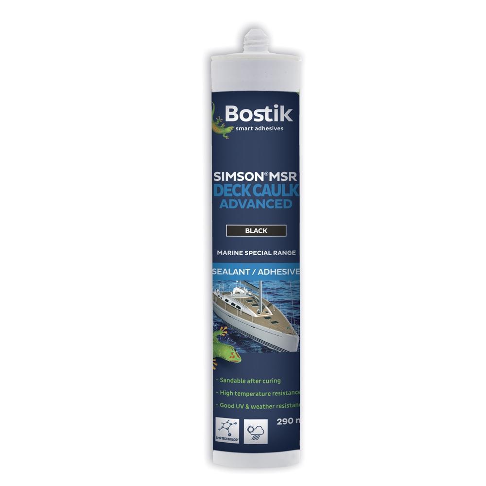 Bostik Simson Msr Deck Caulk Advance Marine And Industrial
