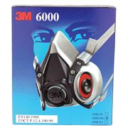 3M 6000 Re-usable Half & Full Masks