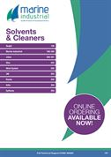 Solvents & Cleaners