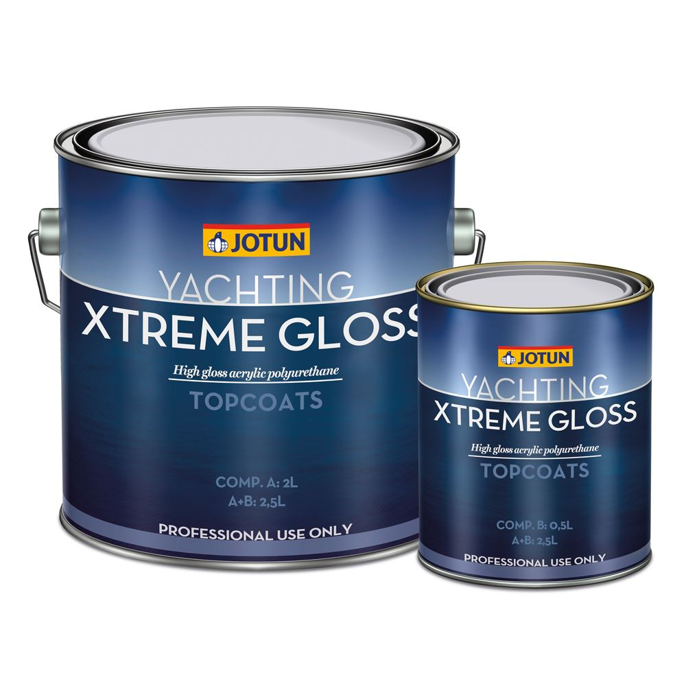 JOTUN Xtreme Gloss - Marine And Industrial