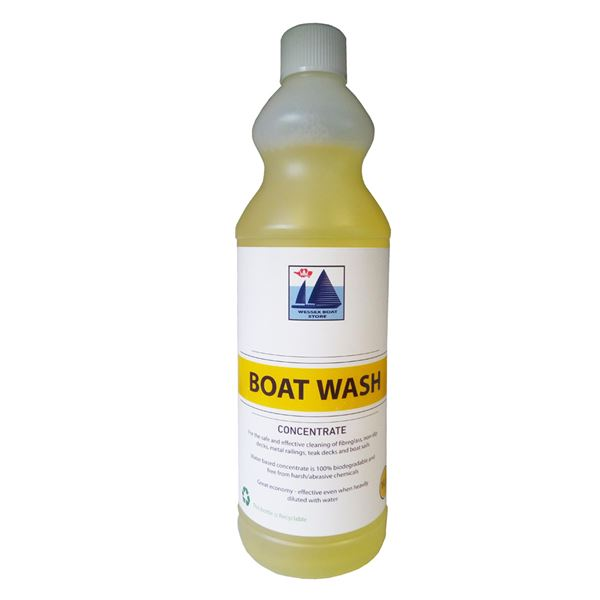 Wessex Chemical Boat Cleaner